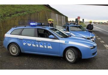Polizia Stradale Bagno di Romagna Pericoloso salvataggio di una ...