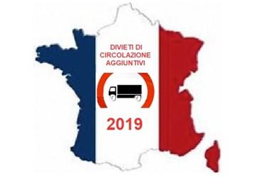 Calendario Divieto Circolazione Mezzi Pesanti.Francia Per I Camion Nuovi Divieti In Aggiunta A Quelli Di