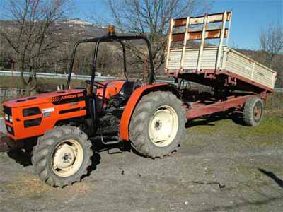 Trattori Agricoli Usati In Romania | Autos Weblog